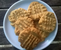 Kalingas Peanutbutter Cookies