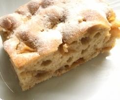 Franka's schneller Apfelkuchen