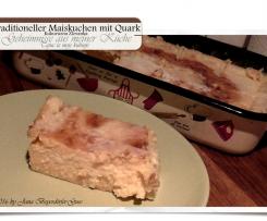 Zlevanka / Zljevanka * traditioneller Quarkkuchen aus Kroatien