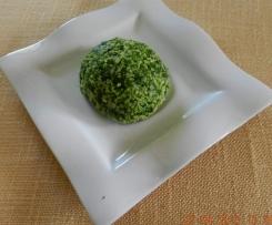 Bärlauch Käse (Gouda)