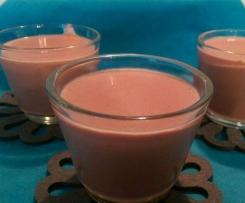Erdbeerpudding & Bananenpudding