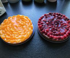 Obstkuchen x 2