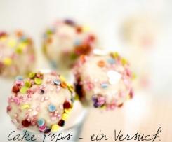 Apfel-Möhren Cake Pops zu Ostern