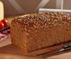 Roggen-Weizenbrot mit Körner, SUPER LECKER!