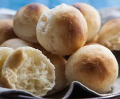 Pão de Queijo (Chipá) - Brasilianische Käsebällchen