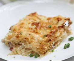 Sauerkraut Lasagne / von Tim Mälzer
