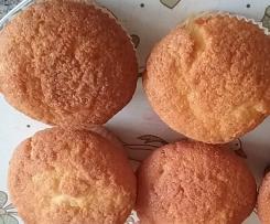 Himbeer-Muffins mit Naturjoghurt