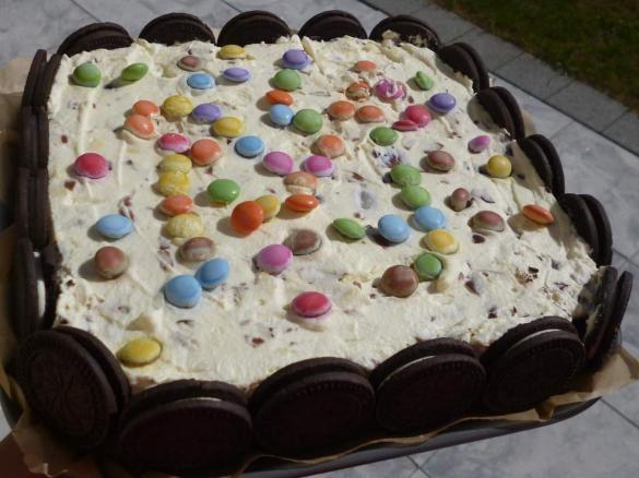 No Bake Oreo Cake Von Fritzi 2014 Ein Thermomix Rezept Aus Der