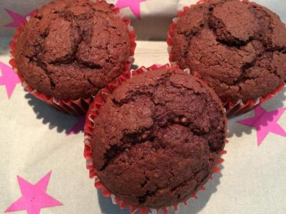 rote bete schoko muffins von misscandygirl ein thermomix rezept aus der kategorie backen s. Black Bedroom Furniture Sets. Home Design Ideas
