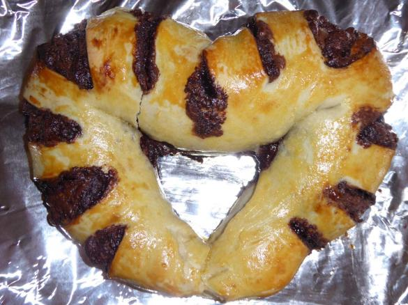Nutella Herzkuchen Von Maurosneuekochwelt Ein Thermomix Rezept