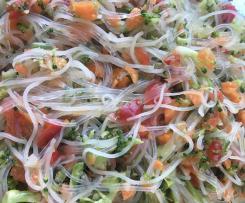 Glasnudel-Salat