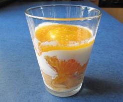 Mandarinen-Tiramisu