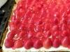Erdbeerkuchen mit Vanillecreme