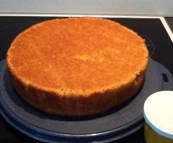 Orangen-Mandelkuchen ohne Mehl