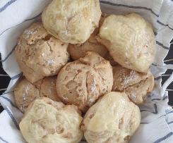 Quarkbrötchen mit Buttermilch