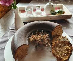 Herrmann-Rührkuchen mit Nüssen