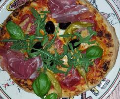 Pizzateig, mein Lieblingsteig