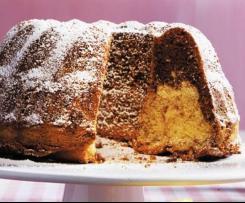 Marmorkuchen oder Muffins
