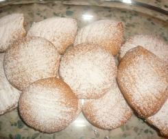 Un Kurabiyesi/Mehl Cookies ;-)