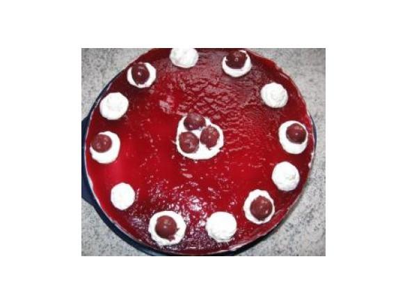 Variation Von Schneewittchenkuchen Rotkappchenkuchen Von Katja Ley