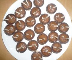 Original Mousse au chocolat