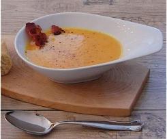 Süßkartoffel Orangen Suppe