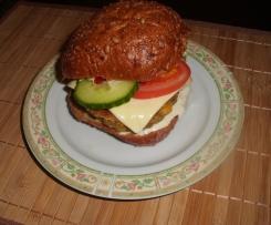 vegane Burger / Bratlinge