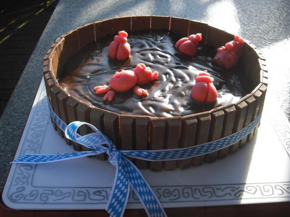 Nutellakuchen Von Bininanny Ein Thermomix Rezept Aus Der