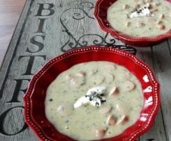 Wohlfühl-Kartoffel-Suppe