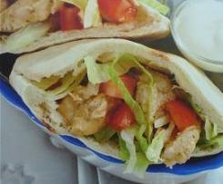 Hähnchen-Kebab
