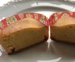 Mini-Kuchen / Küchlein, Muffins. edler Orangenkuchen mit Safran (Kumquats) ohne Eier + laktosefrei vegan ohne Cholesterin. gesunde Küche