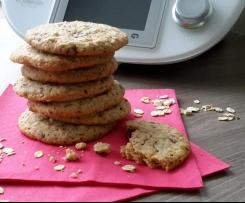 Müsli Schoko Cookies