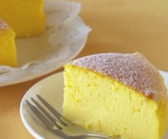 3-Zutaten Soufflé Cheesecake (über den die Welt redet)