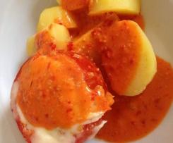 Gefüllte Tomaten - Trennkost