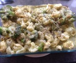 Tortellini-Gemüse-Auflauf (WW tauglich)