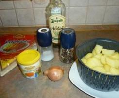 gladdy88: Yufka-Teigblätter mit Kartoffelfüllung - türkisch (Börek)