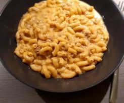 Mac & Cheese mit Hackfleisch