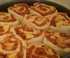 Mett-Rosettenkuchen