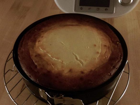 Papas Käsekuchen Ohne Boden Dafür Mit Grieß Von Jane6771 Ein