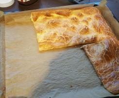 Pfannkuchen aus dem Ofen (nicht nur für Kinder)