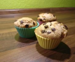 Schoko-Muffins vegan