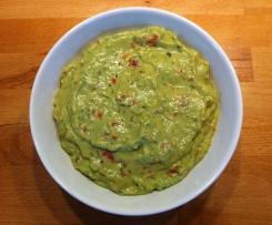Guacamole - super schnell und einfach