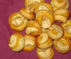 Cashew Bethmännchen - Weihnachtsplätzchen