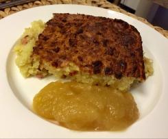 Döppekooche (Döppekuchen, Original Rheinischer Kartoffelskuchen)