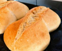 Brötchen wie vom Bäcker