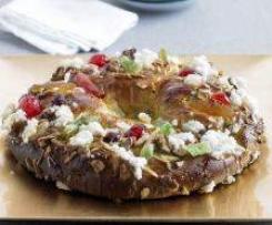 Bolo Rei (2-in1 Teig) Kuchen und Kekse