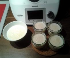 Milchreis mit Vanille