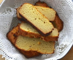 Maisbrot (Cornbread) glutenfrei