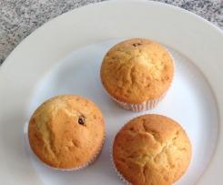 Variation von Variation von Ruck-Zuck Vanille-Muffins