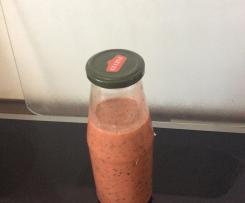 Erdbeer-Essig-Dressing